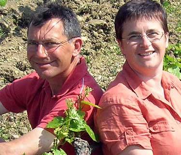 Jérôme et Dominique Sauvète