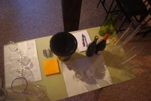 atelier assemblage vin Domaine Sauvète