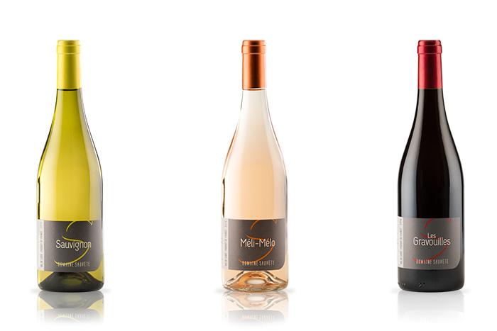 Gamme Plaisir - Vins Bios du Val de Loire