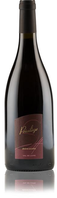 Privilège - Appellation touraine contrôlée. Vin Biologique certifié ECOCERT SAS F.32600.
