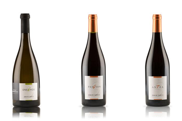 Gamme Séduction - Vins Bios du Val de Loire