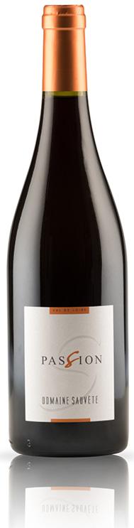Passion - Vin bio du Val de Loire -  Appellation Touraine Contrôlée.